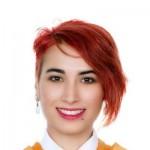 Maria Victoria del Campo. Voluntaria Asociación Ir Palante.